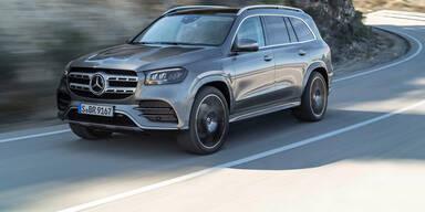 Alle Infos vom neuen Mercedes GLS