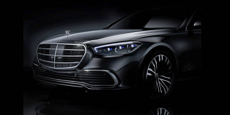 Das ist die neue Mercedes S-Klasse