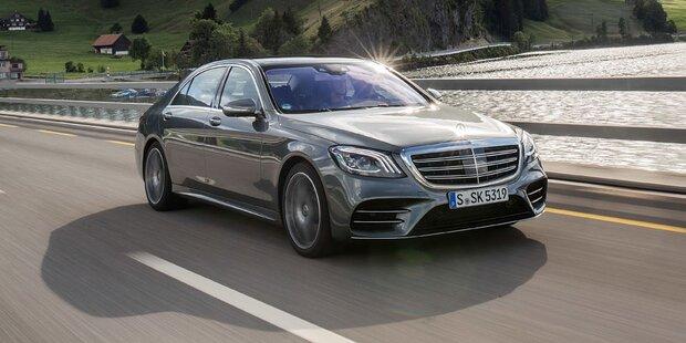 Mercedes & AMG brechen 2017 alle Rekorde