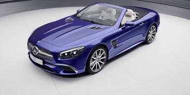 "Mercedes bringt den SL ""designo Edition"""