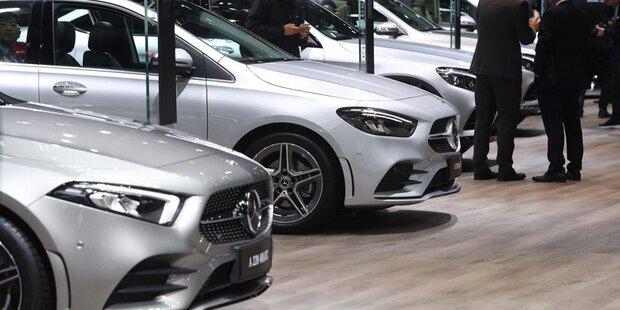Neue NoVA macht viele Autos teurer