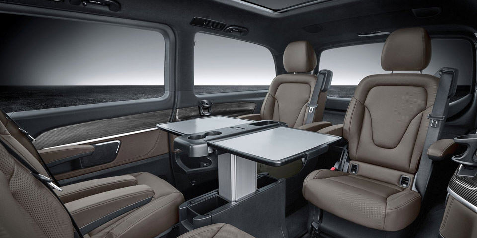 39 neue 39 mercedes v klasse 2019 startet preise und infos. Black Bedroom Furniture Sets. Home Design Ideas
