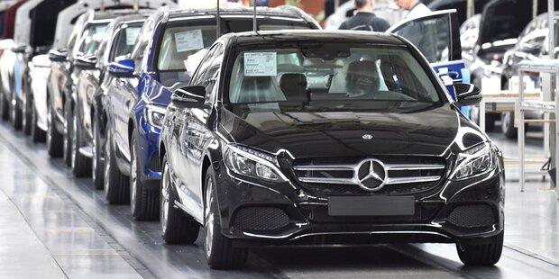 Mercedes lässt BMW noch weiter hinter sich