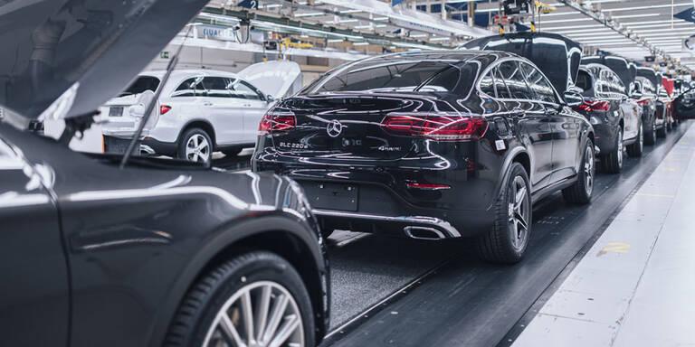 Mercedes will alle Autos CO2-neutral produzieren