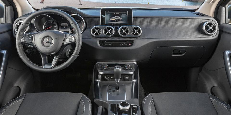 Mercedes X-Klasse: Alle Infos vom brandneuen Pick-up