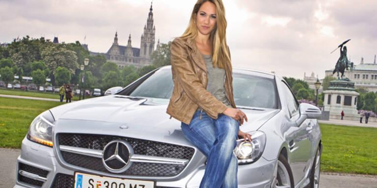 Mercedes SLK überzeugt im Frauen-Test