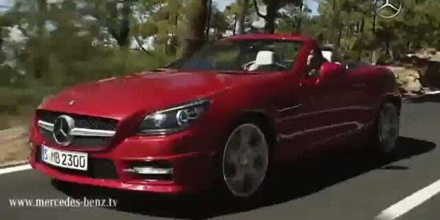 Mercedes Benz: Der neue SLK