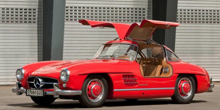 Sixt-Sohn crasht 800.000 Euro Mercedes