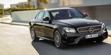 Mercedes stellt den AMG E 43 4Matic vor