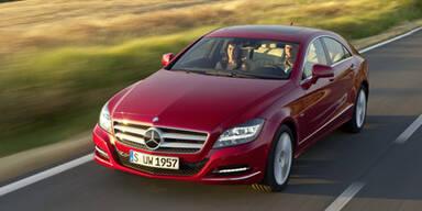 Alle Informationen vom neuen Mercedes CLS