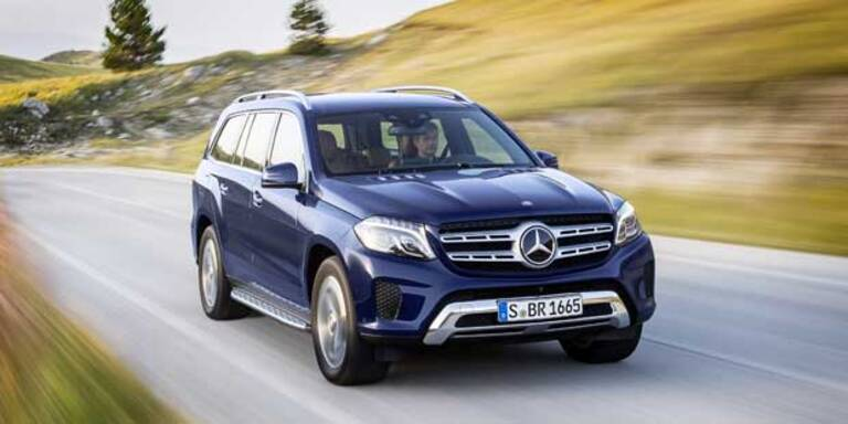Das ist der neue Mercedes GLS