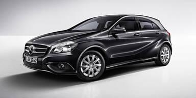 Mercedes bringt extrem sparsame A-Klasse