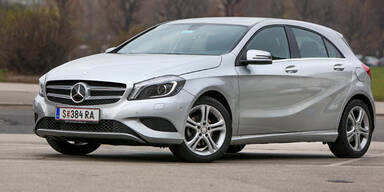 Neuer Mercedes A 180 CDI im Test