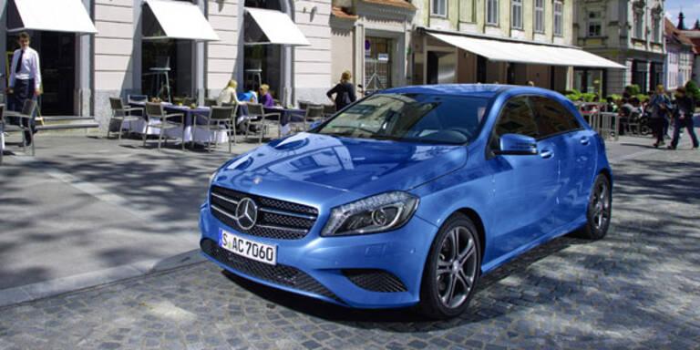 Die neue Mercedes A-Klasse im Test