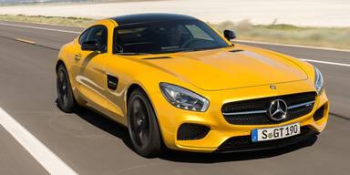 Mercedes AMG GT bereits bestellbar
