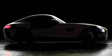 """AMG GT: Neue Infos vom """"Porsche-Killer"""""""