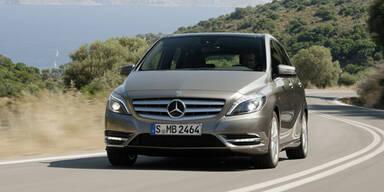 Die neue Mercedes B-Klasse im Test