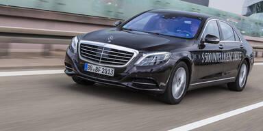 """Mercedes schickt seine """"Bertha"""" ins Museum"""