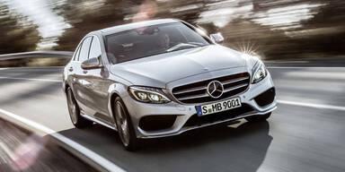 Alle Infos von der neuen Mercedes C-Klasse