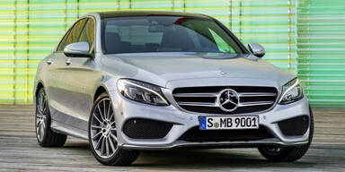 Mercedes ruft neue C-Klasse zurück