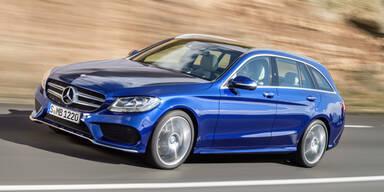 Das ist das neue Mercedes C-Klasse T-Modell