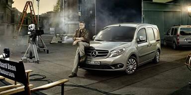 MacGyver feiert dank Mercedes ein Comeback