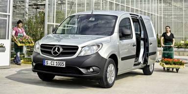 Das ist der neue Mercedes Citan
