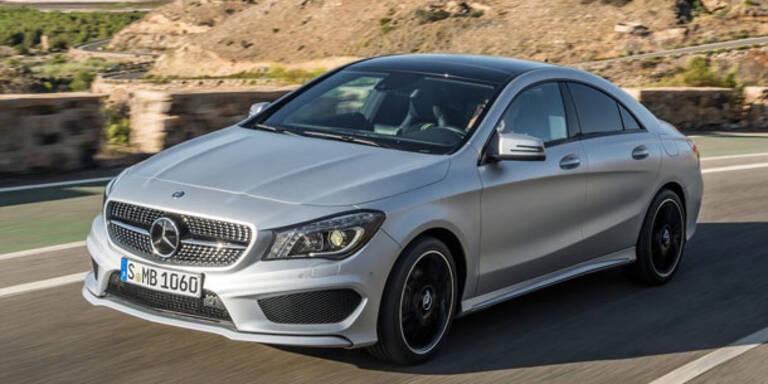 So fährt sich der neue Mercedes CLA