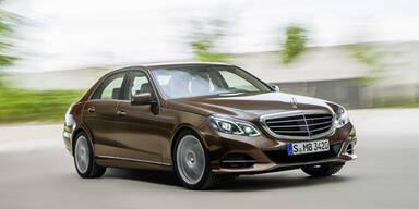 Mercedes zeigt die neue E-Klasse