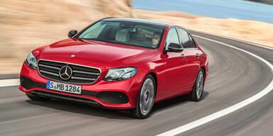 Das ist die neue Mercedes E-Klasse