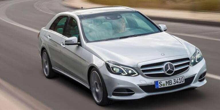 Mercedes kehrt auf Erfolgsspur zurück
