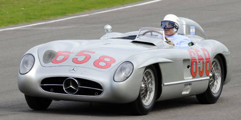 Motorsportlegenden und tolle Boliden