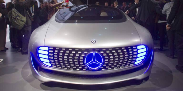 Das ist der Mercedes der Zukunft