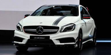 Mercedes setzt auf CO2 statt Killer-Mittel