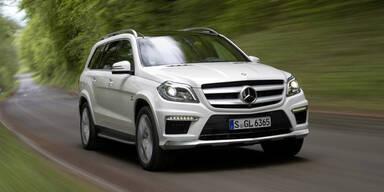 Mercedes stellt neuen GL 63 AMG vor