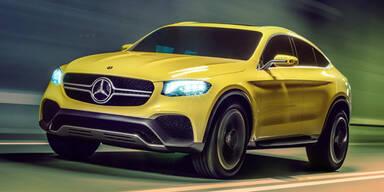 So greift Mercedes den BMW X4 an