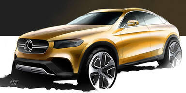 Mercedes greift den BMW X4 an