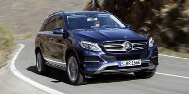 Das ist der neue Mercedes GLE