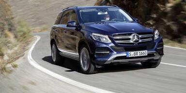 Mercedes hat schon 4 Millionen SUVs verkauft