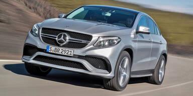 Mercedes startet große SUV-Offensive