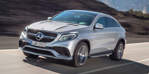 Mercedes Großes Auto
