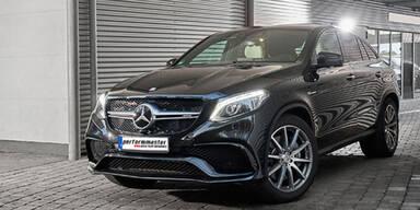 Mercedes GLE Coupé mit über 700 PS
