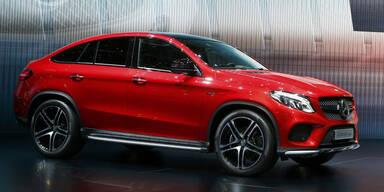 Schelte für VW und Mercedes in China