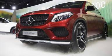Mercedes, BMW und Audi Kopf an Kopf