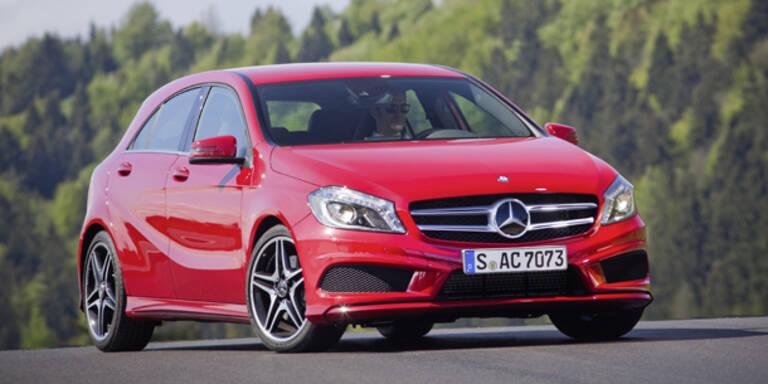 Mercedes verrät Preise der neuen A-Klasse