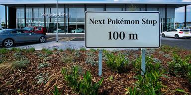 Auch Mercedes lockt mit Pokémon Go