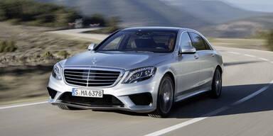 Das ist der neue Mercedes S 63 AMG