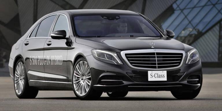 Mercedes bringt die 3-Liter S-Klasse
