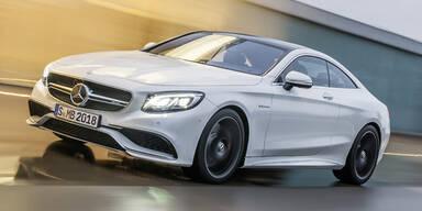 Mercedes stellt das S 63 AMG Coupé vor
