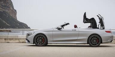 Verkaufsverbot für Mercedes-Cabrios